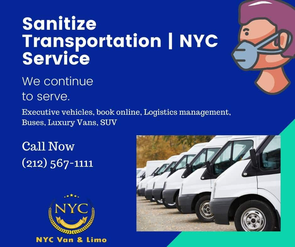 Sanitize Transportation