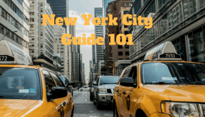New York City Guide 101