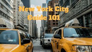 New York City Guide 101