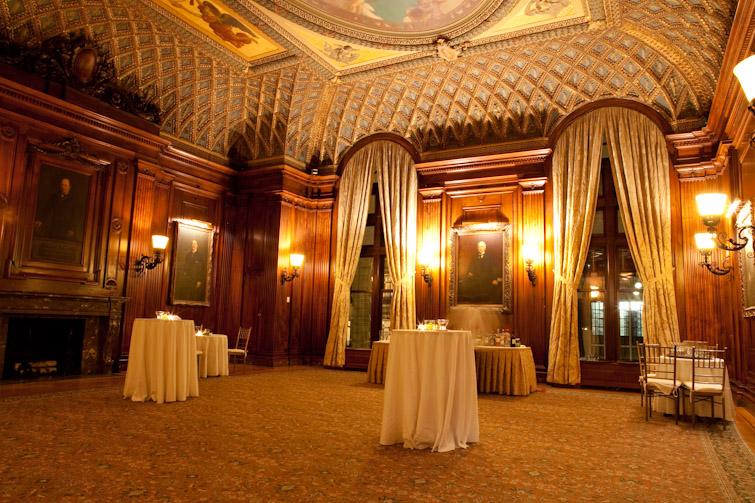 Ted Amp Liz The University Club Wedding New York City