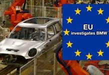 EU investigates BMW