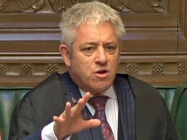 john-bercow-house-of-commons-speaker