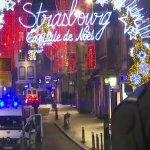 Strasbourg police hunt shooter