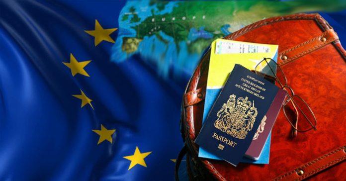 no-deal Brexit visa waiver