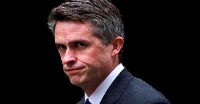 Gavin Williamson sacked