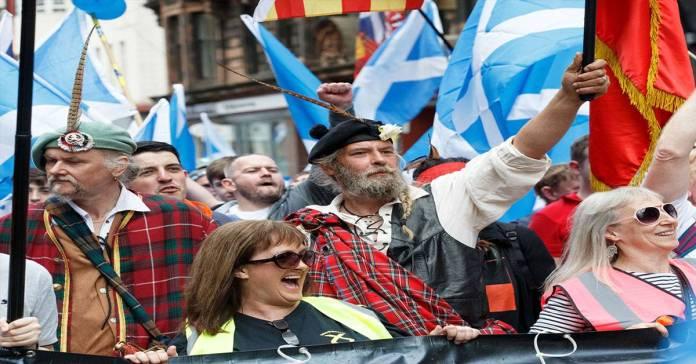 Under One Banner March