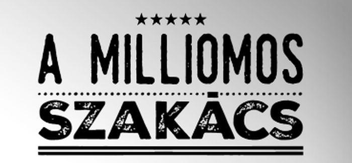A milliomos szakács: Egymillióért főzhetnek a TV2-n