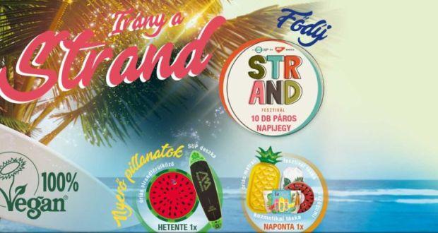 Fa, Vademecum nyereményjáték - játssz és nyerj, azIrány a strand! játék augusztus 12-ig tart.