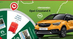 Magyar termék nyereményjáték - nyerj egy Opelt