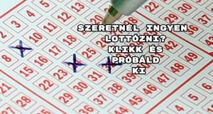 Szeretnél ingyen lottózni? Klikk és próbáld ki - zajlik a Szaloncukor Vadászat!