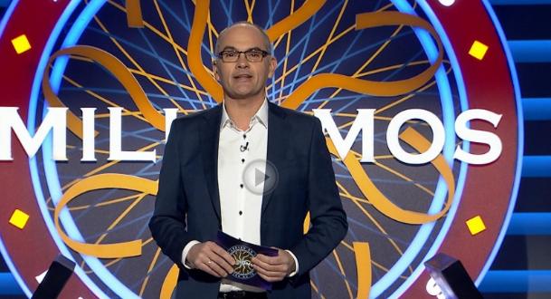 Legyen Ön is milliomos ma este - Gundel Takács Gábor érdekességeket árult el a műsorról