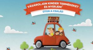 Kinder nyereményjáték - Coop: nyerj wellnesshétvégét: a játék március 17-ig tart