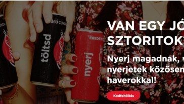 Coca-Cola nyereményjáték - nyerj a kóddal! A játék május 19-ig tart!
