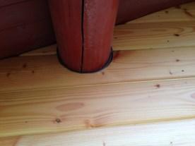 Blokhusbrædder - 175 mm.