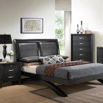 Ashley Birlanny B720 Queen Uph Platform Bedroom Set 5pcs In Silver B720 31 36 46 57 54 96 92 Set 5
