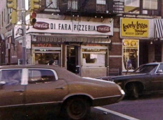 Di Fara Pizzeria original location