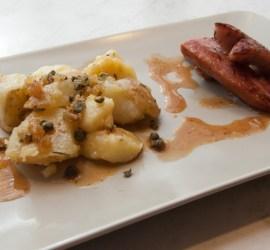 potatis och korv