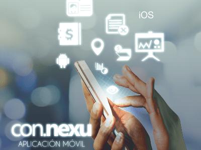 con.nexu app movil microfinanzas
