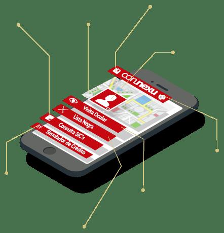 con.nexu app para entidades financieras