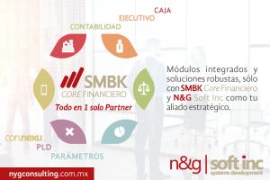 SMBK software para entidades financieras