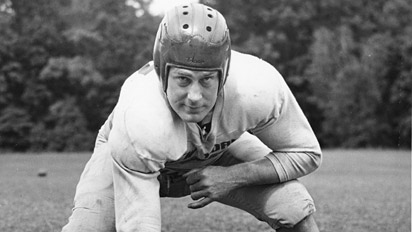New York Giants: The Giants Original Super Star Mel Hein