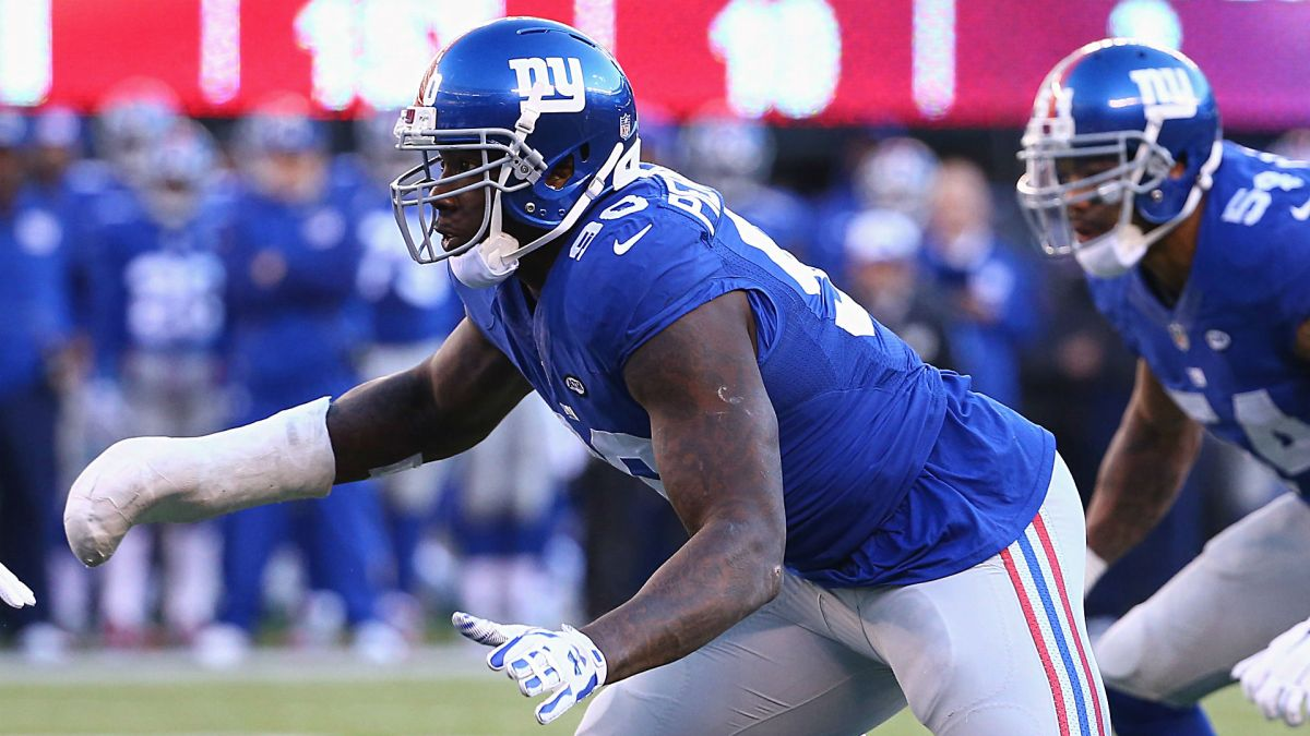 New York Giants: Giants trade Jason Pierre Paul to Tamp for picks