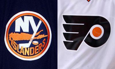New York Islanders vs Philadelphia Flyers