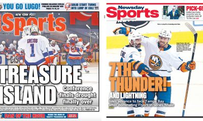 New York Islanders headlines