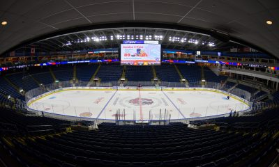 Bridgeport Sound Tigers home hockey arena