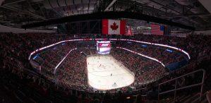 NHL arena in Washington D.C.