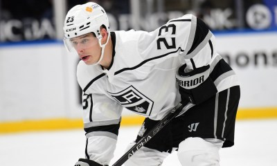 Potential Islanders trade target Dustin Brown