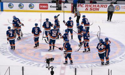 New York Islanders win