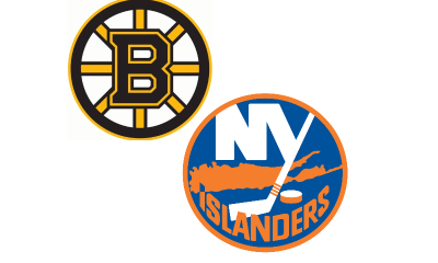 New York Islanders Boston Bruins