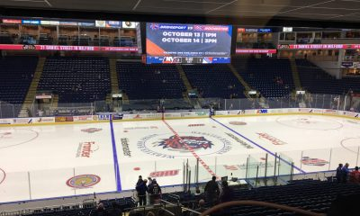 Bridgeport Islanders Sound Tigers