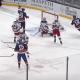 New York Islanders score