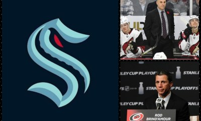 nhl rumors, seattle kraken, ron francis, rick tocchet, rod brind'amour