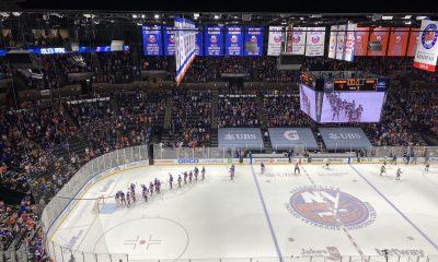 New York Islanders win Game 4