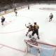 New York Islanders Scott Mayfield gets cross-checked