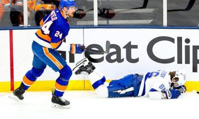 Nikita Kucherov, Tampa Bay Lightning, New York Islanders