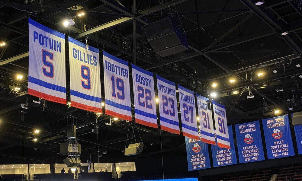 Nassau Coliseum Legacy Endures for Islanders Legends Tonelli and Potvin