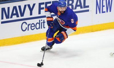 Nick Leddy of the New York Islanders