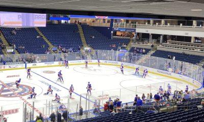 New York Islanders in Bridgeport