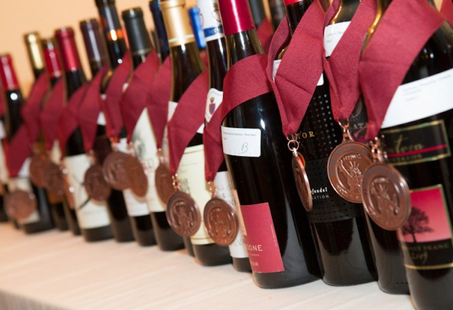 winning bottles new york wine competition