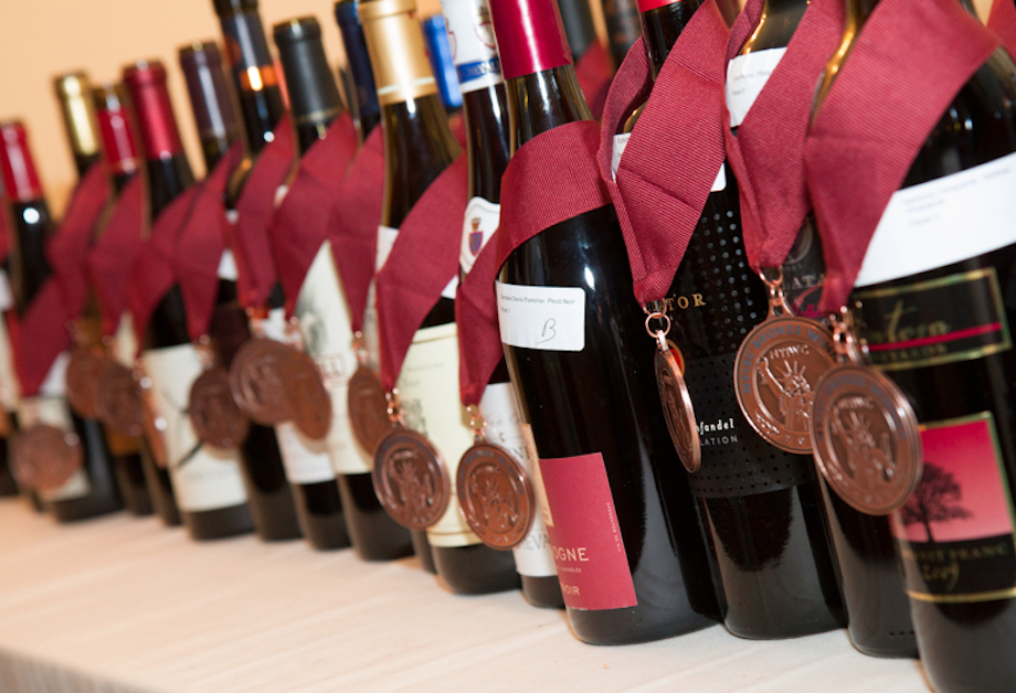 winning bottles new york wine competition