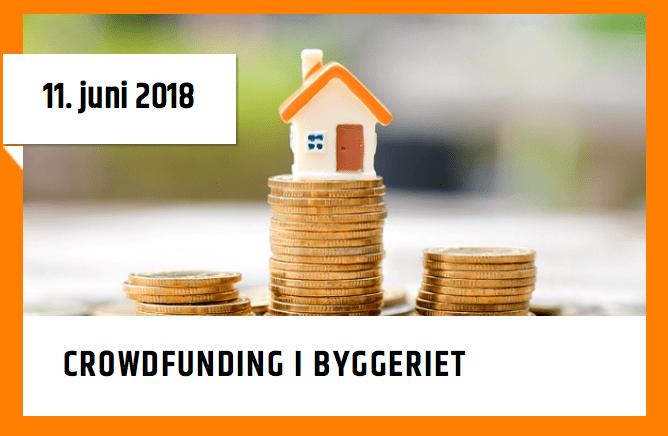 Minikonference om crowdfunding i byggeriet i samarbejde med Byens Netværk