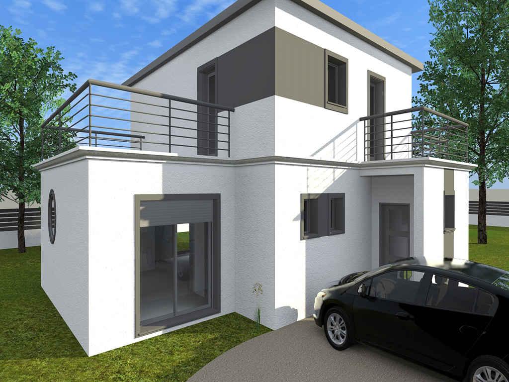 permis de construire maison à étage