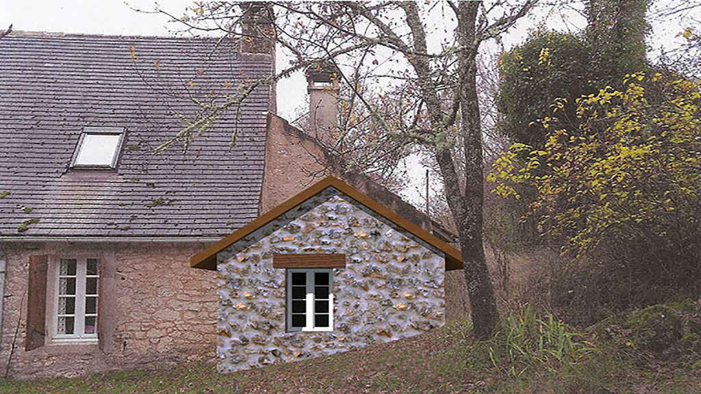 Extension maison Sarlat
