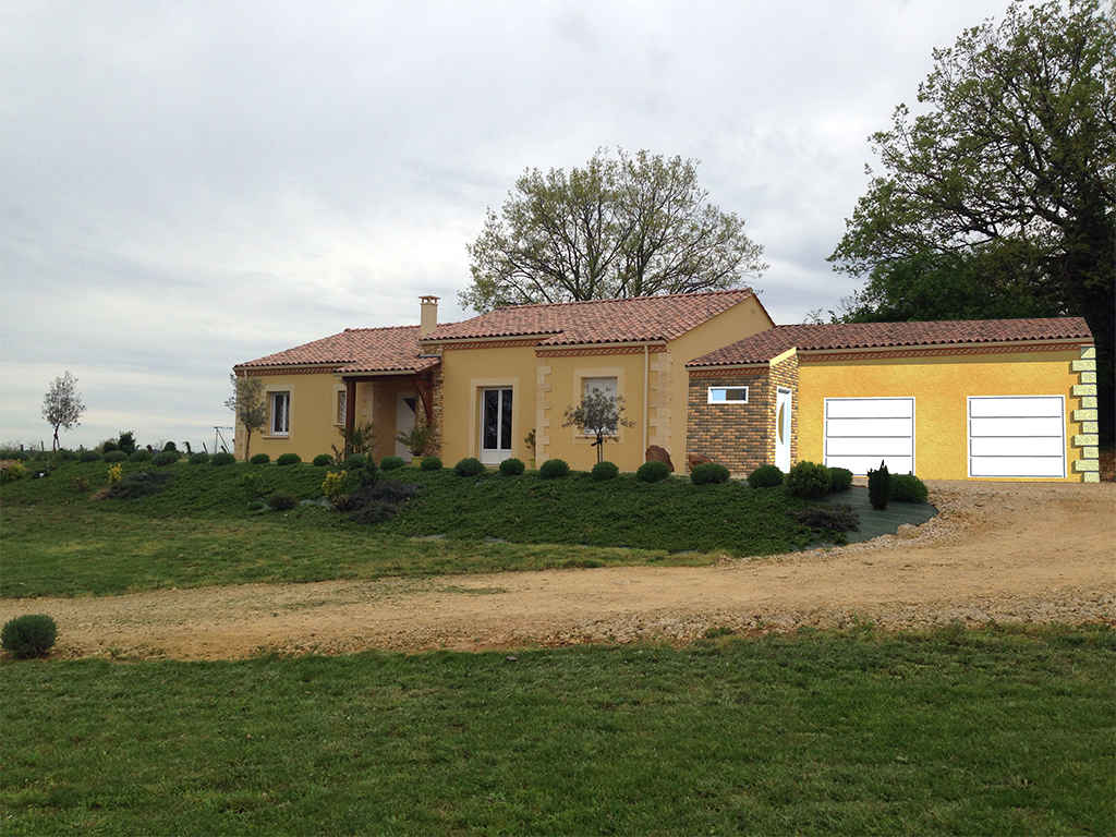 Permis de construire extension Gironde (Gujan Mestras)