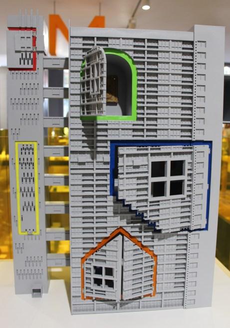FAT Architecture dollhouse
