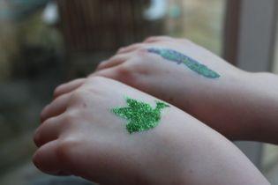 temporary tatoos